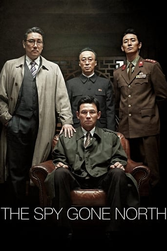 Poster of The Spy Gone North