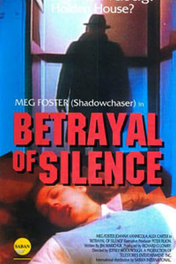Poster of Betrayal of Silence