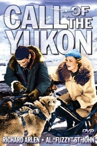 Poster of Call of The Yukon