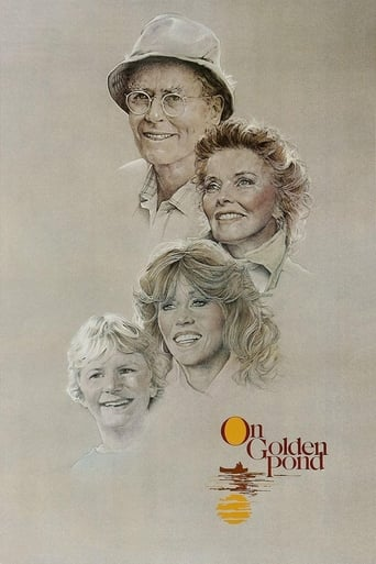 Poster of On Golden Pond