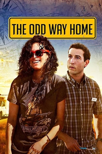 Poster of The Odd Way Home