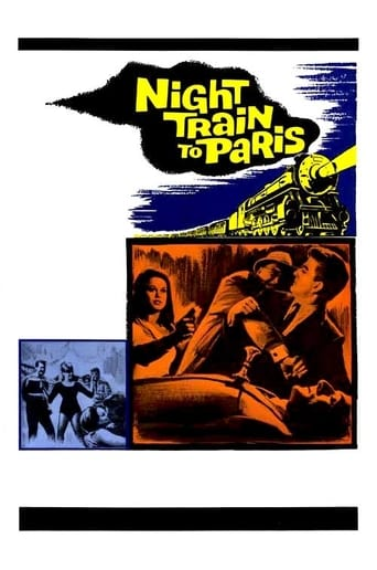 Poster of Night Train to Paris
