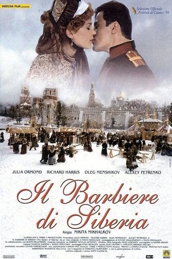 Poster of Il barbiere di Siberia
