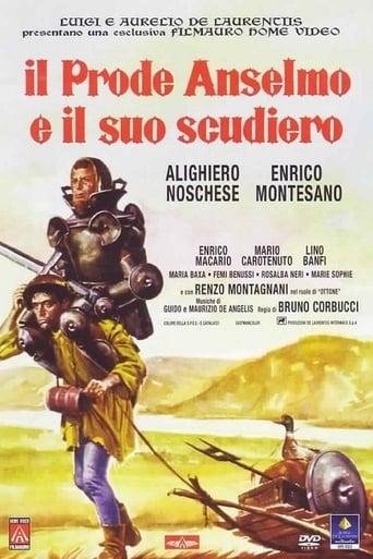 Poster of Il prode Anselmo e il suo scudiero