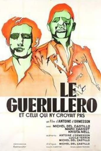 Poster of The Guerilla, or He Who Did Not Believe
