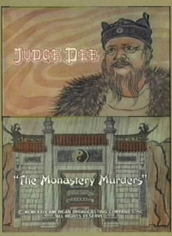 Judge Dee and the Monastery Murders