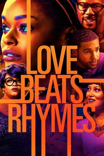 Filmplakat von Love Beats Rhymes