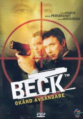 Poster of Beck 13 - Sender Unknown