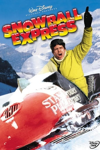 Poster of Snowball Express