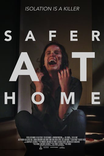 Poster of Safer at Home