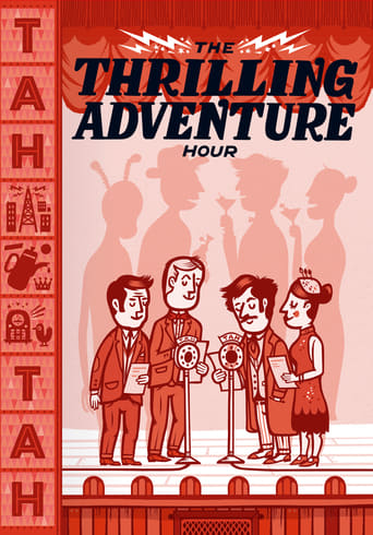 The Thrilling Adventure Hour Live poster