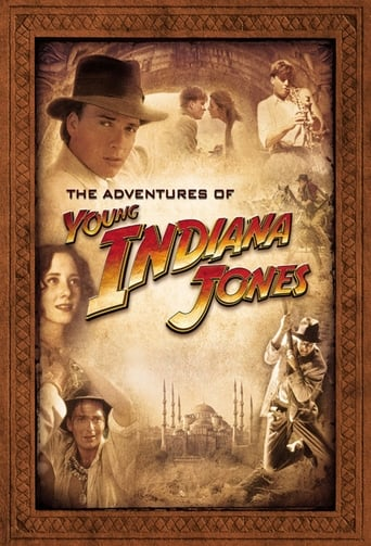 Poster of The Adventures of Young Indiana Jones