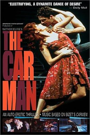 Poster of The Car Man