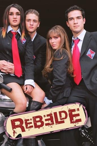 Poster of Rebelde