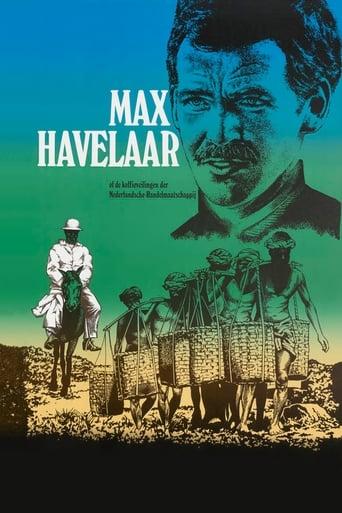 Poster of Max Havelaar