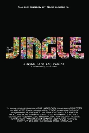 Poster of Jingle lang ang Pahina