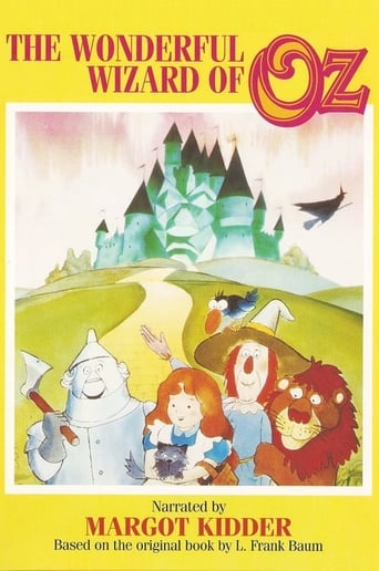 Poster of The Wonderful Wizard of Oz