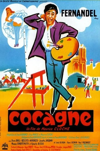 Poster of Cocagne
