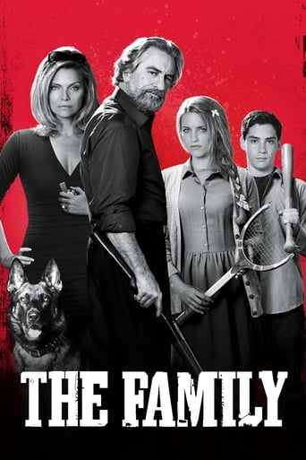 Poster of The Family