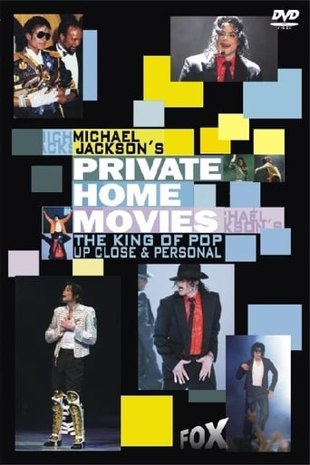 Poster of Michael Jackson's Private Home Movies