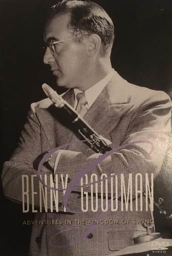 Poster of Benny Goodman - Adventures In The Kingdom Of Swing