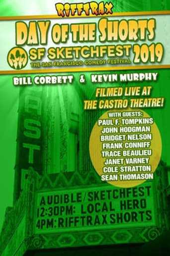 RiffTrax Live: Day of the Shorts: SF Sketchfest 2019