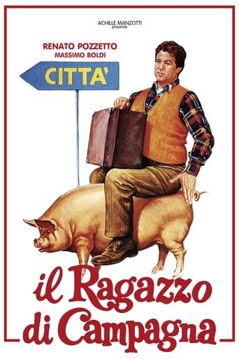 Poster of Il Ragazzo di Campagna