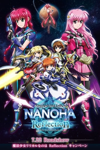 Poster of Magical Girl Lyrical Nanoha: Reflection