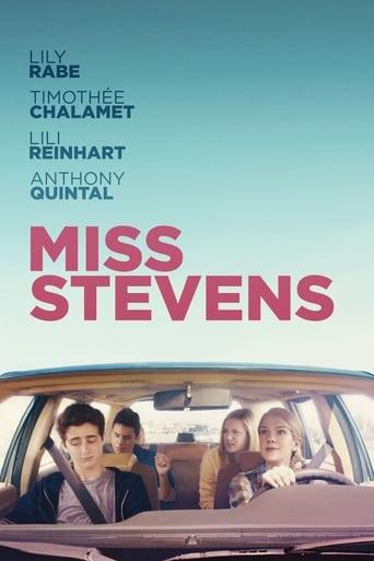 Poster of Miss Stevens