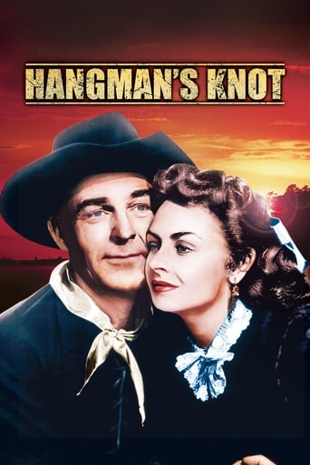 Poster of Hangman's Knot