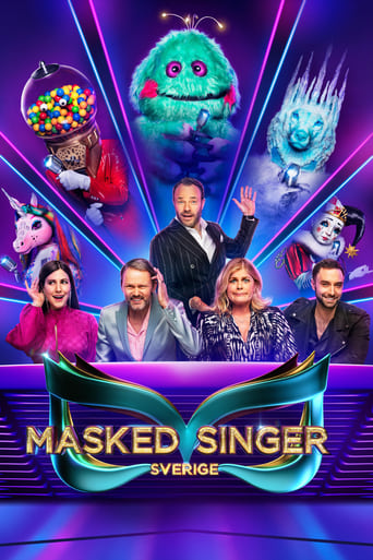 Poster of Masked Singer Sverige