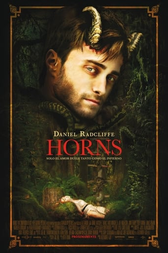 Poster of Horns