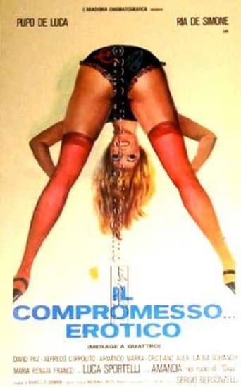 Poster of Il compromesso... erotico (Menage a quattro)