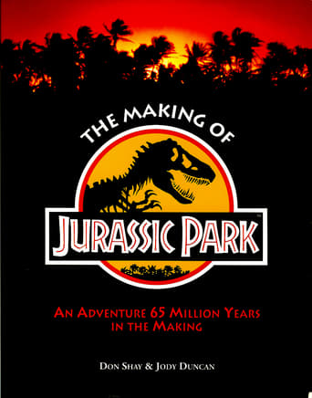 Poster of The Making of 'Jurassic Park'