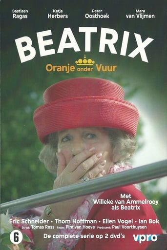 Poster of Beatrix, Oranje onder vuur