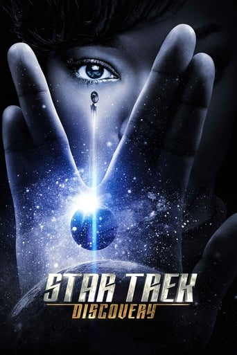 Poster of Star Trek Discovery