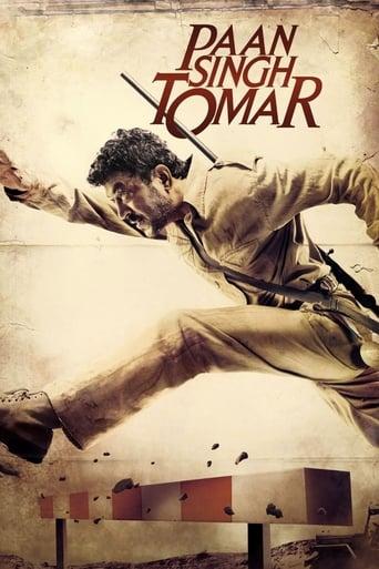 Poster of Paan Singh Tomar
