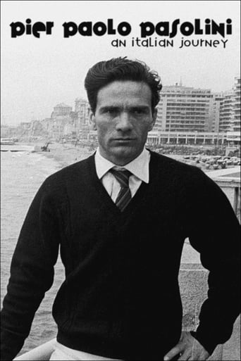 Poster of Pier Paolo Pasolini: An Italian Journey