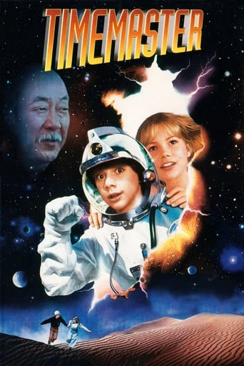 Poster of Timemaster