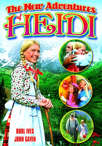 Poster of The New Adventures of Heidi