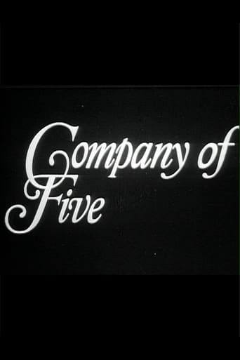 Poster of The Company of Five