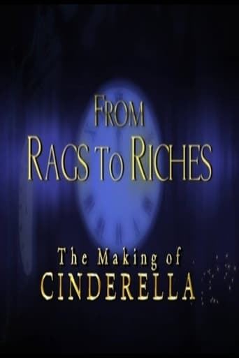Poster of From Rags to Riches: The Making of Cinderella