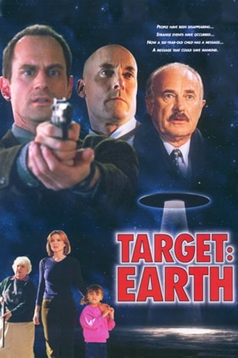 Poster of Target Earth