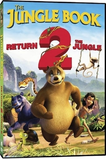 The Jungle Book: Return 2 the Jungle (2013)