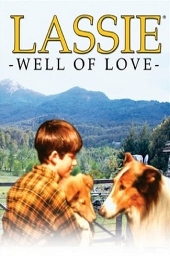 Poster of Lassie: Well of Love