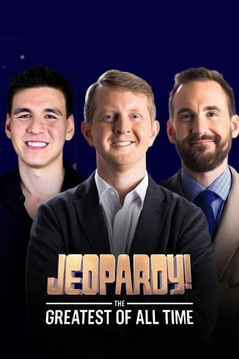 Poster of Jeopardy! The Greatest of All Time