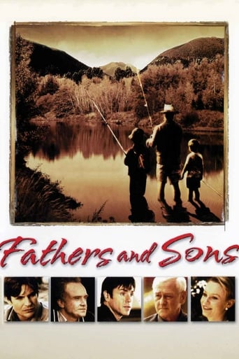 Poster of Fathers and Sons