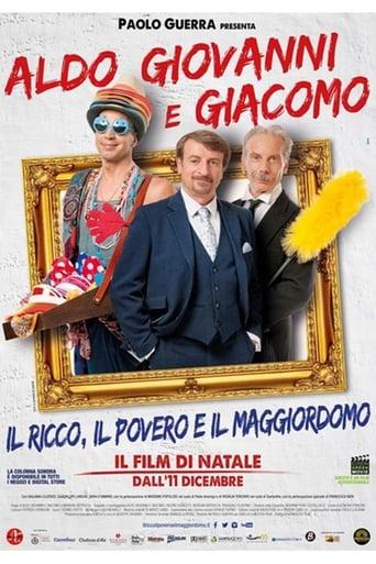 Poster of Il ricco, il povero e il maggiordomo
