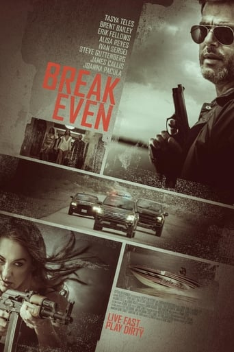 Poster of Break Even