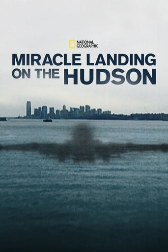 Poster of Miracle Landing on the Hudson